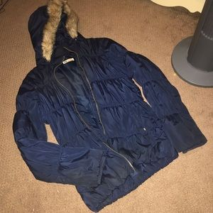 H&M puffer jacket!